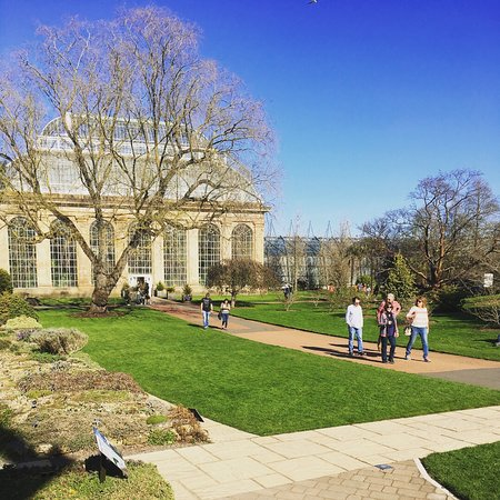 Royal Botanic Garden Edinburgh Photo