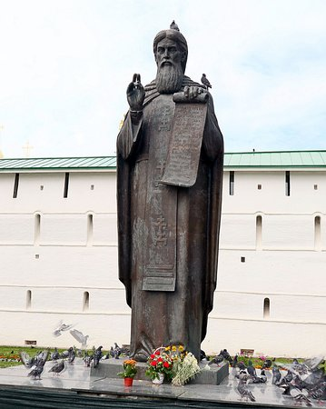 Monument to Sergius of Radonezh