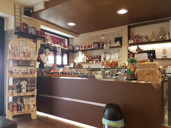 Robbio, Italië: Nero Ice Caffetteria Gelateria