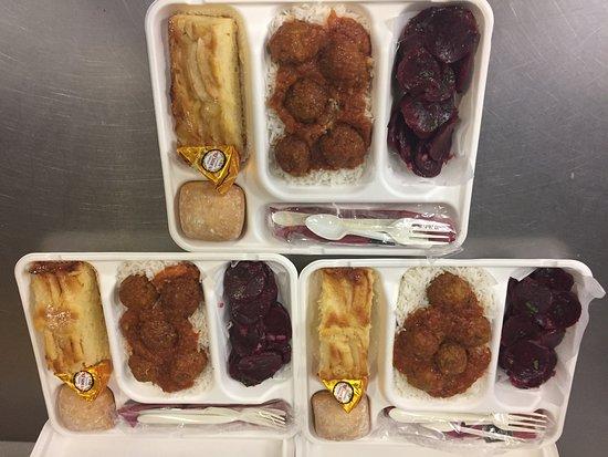 Kadyz Cuisine Du Monde: Plateaux Repas