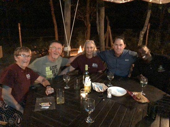 Masii, Κένυα: Enjoying the evening on the Banda