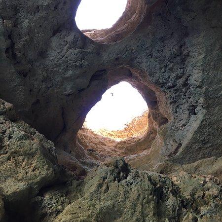 Carvoeiro Caves Photo