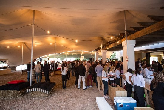 The Crown Restaurant: Function in a Bedouin attached to the Restaurant