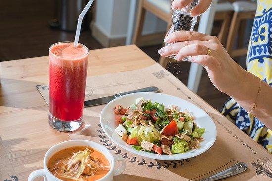 ideal diet restaurant and cafe doha lebanese restaurant reviews rh tripadvisor com