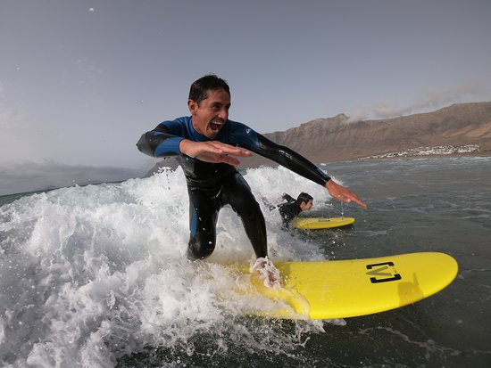 Lanzarote Surf School