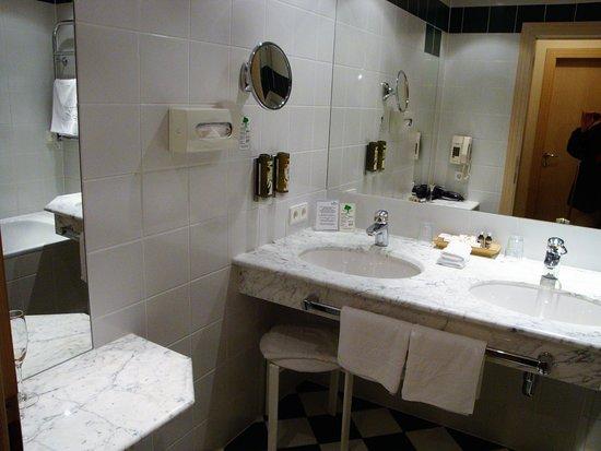 Egg am See, Austria: salle de bains