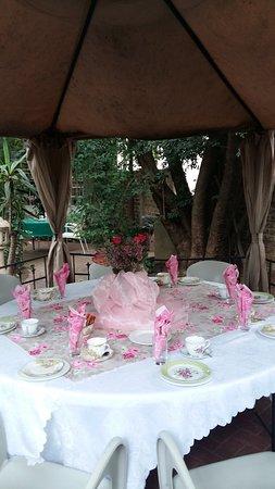 Cherrylane Gourmet Cafe: Birthday party