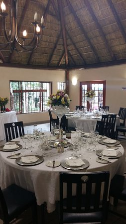 Cherrylane Gourmet Cafe: Prep for evening function