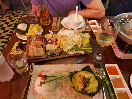 The Monsoon Asian Fusion and Bistro: 20181025_192819_large.jpg