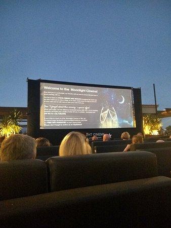 Fotografia de Moonlight Cinema