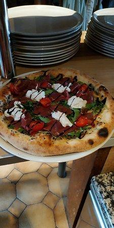 Guermantes, Frankrijk: Pizza Cesena
