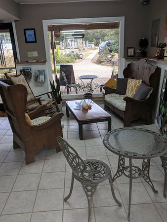 Bracey, VA: Backyard Birds & Coffee