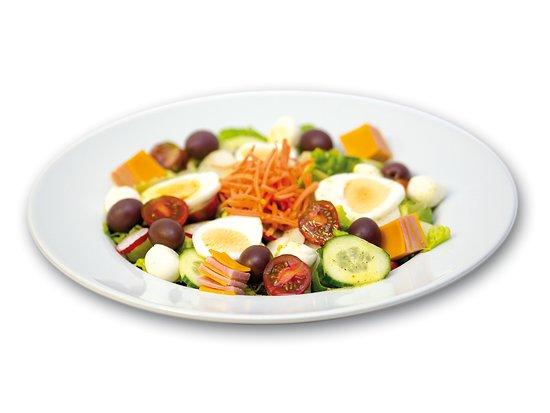 Nussloch, Tyskland: Salat Marea