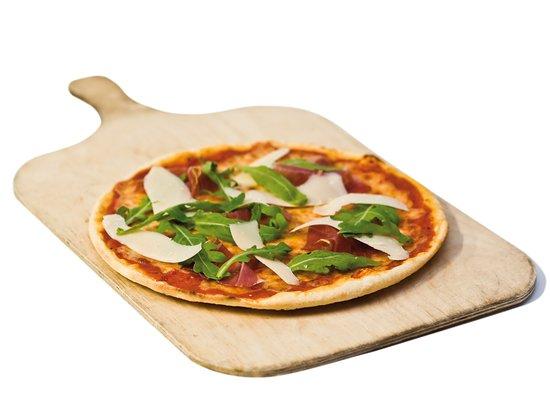 Nussloch, Tyskland: Pizza Marea