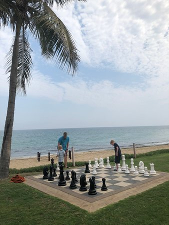The most wonderful resort in Muscat