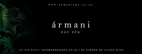 Amanzimtoti, South Africa: ARMANI DAY SPA