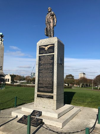 Royal Air Force and Allied Air Forces Monument
