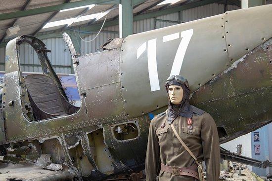Balcombe, UK: A WW2 display