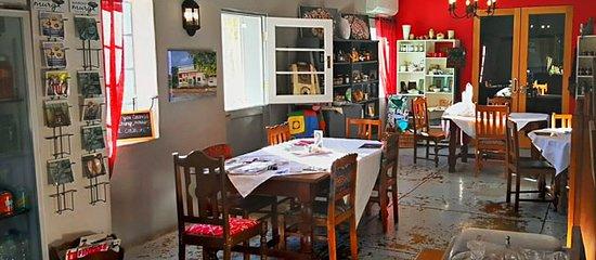 Loxton, South Africa: Coffeeshop / Restuarant