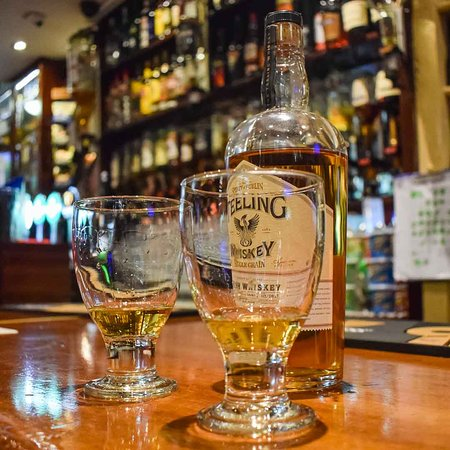 Galway Whiskey Experience