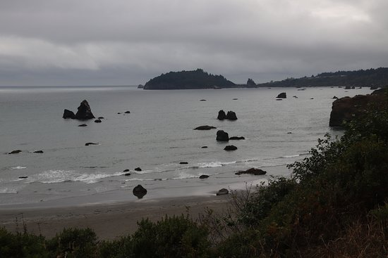 Westhaven-Moonstone, Kalifornia: Lots of rocks!