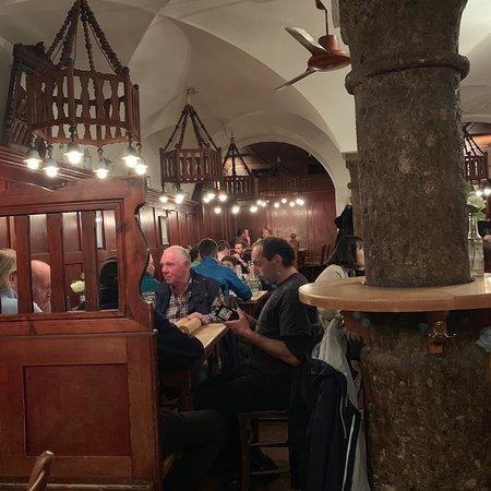 photo1.jpg - Picture of Zum fidelen Affen, Salzburg - Tripadvisor