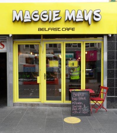 Maggie Mays Belfast Cafe, Castle Street
