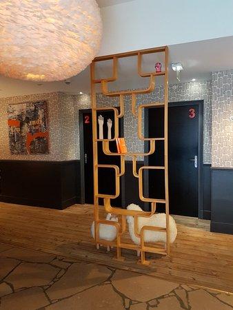 petit d jeuner aux pilotes picture of hotel les pilotes saint valery sur somme tripadvisor. Black Bedroom Furniture Sets. Home Design Ideas