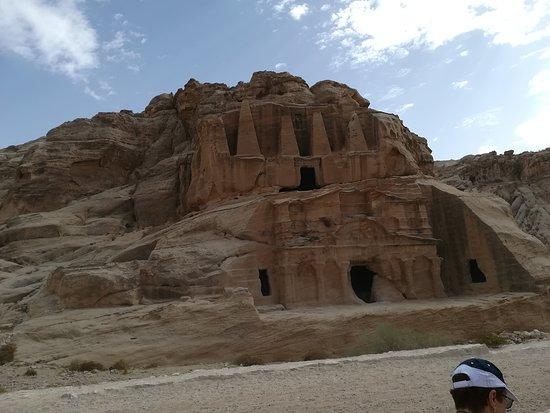 Petra – Vádi Músza, Jordánia: Petra.Tumas