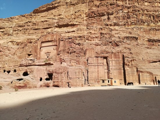 Petra – Vádi Músza, Jordánia: Petra