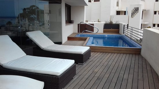 Bahia Boutique Apartments : Two bedroom suite with private pool