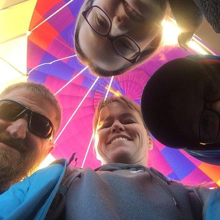 Ảnh về Phoenix Hot Air Balloon Morning Ride