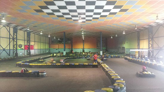 Puissance Kart Indoor