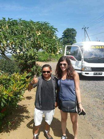 Munduk, إندونيسيا: Munduk Taxi Service