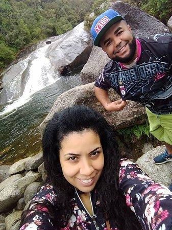 Cachoeira do Escorrega <3
