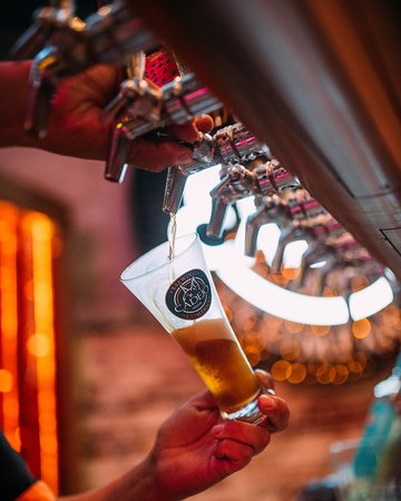 Un lugar para beber la mejor cerveza artesanal
