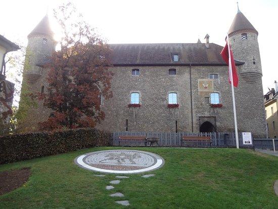 Chateau de Bulle