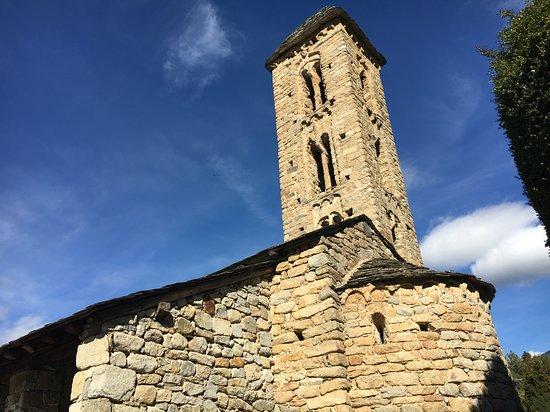 Esglesia de Sant Miquel d'Engolasters