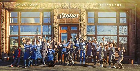 Stories Restaurant : Stories team