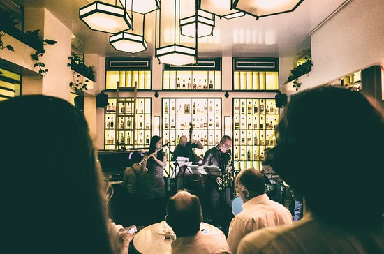 Live Jazz, Blues and Music that transports your senses.