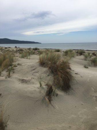 Porto Pino: The Dunes