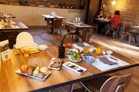 Lladurs, Испания: Nuestros desayunos