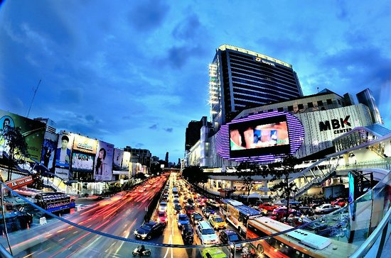 MBK购物中心