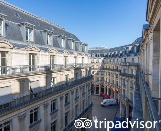 The Oversized Superior Room at the Hotel Indigo Paris - Opera