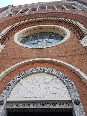 Chiesa dei SS. Gervaso e Protaso Martiri