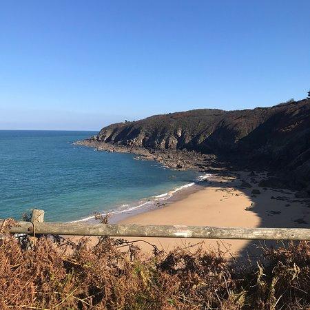 littoral absolument magnifique