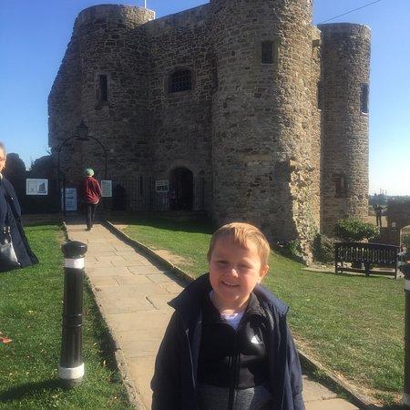 Rye Castle Museum afbeelding