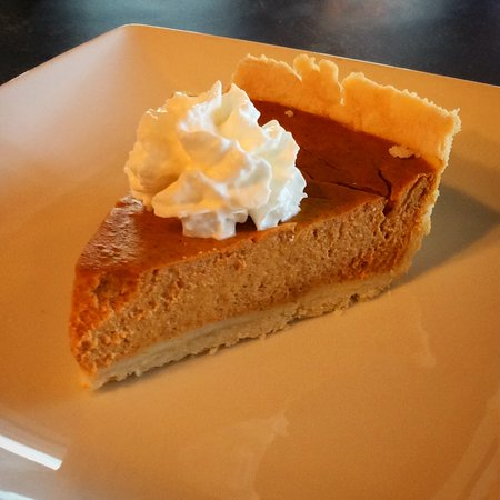 Sage Hen Cafe: Pumpkin pie 🎃