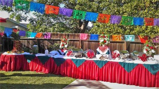 La Puente, Califórnia: Having a party?  Let us dazzle your guest
