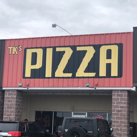 TK's Pizza